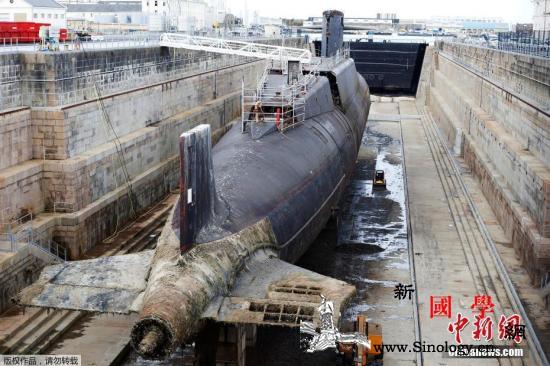 """几十年泄漏60吨水银?二战德潜艇成""""_弹道导弹-核潜艇-拆解-"""