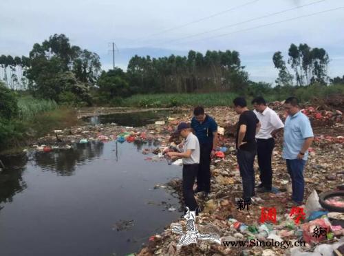 中央环保督察组:广东危险废物非法转移_雷州市-督察-倾倒-