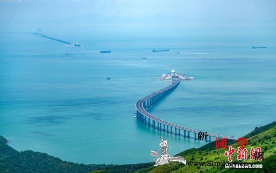 """港珠澳大桥为香港物流、旅游带来新""""好_珠海-陆路-香港-"""