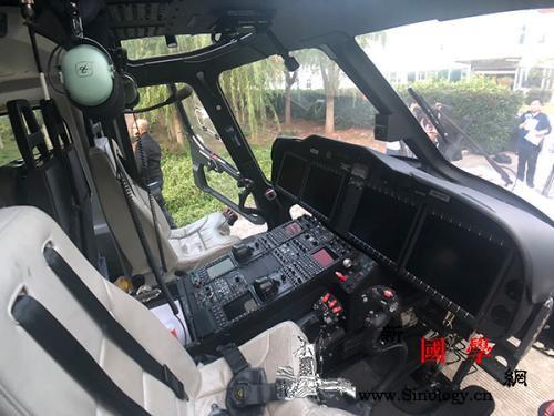 中国首秀!价值近2亿直升机飞抵上海将_意大利-中美洲-直升机-