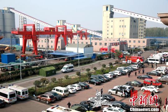 山东龙郓煤业冲击地压事故发生超36小_指挥部-煤业-井下-