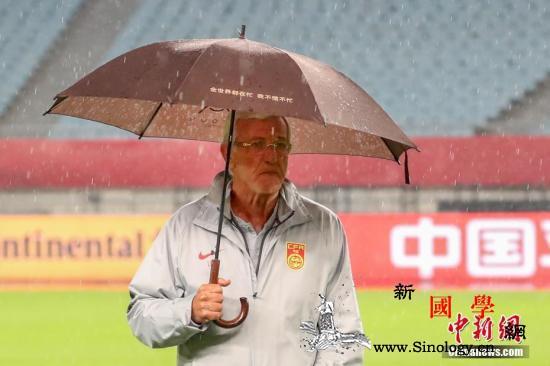 中国足球又一次输在起跑线到了绝望的_男足-国足-国家队-