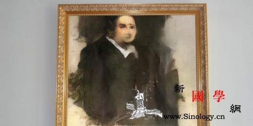 首幅人工智能绘制画作将拍卖成交价可达_画作-绘制-绘画-
