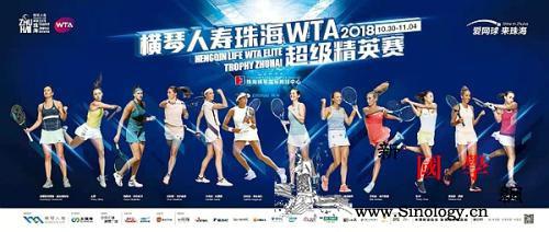 2018横琴人寿珠海WTA超级精英赛_珠海-球员-单打-