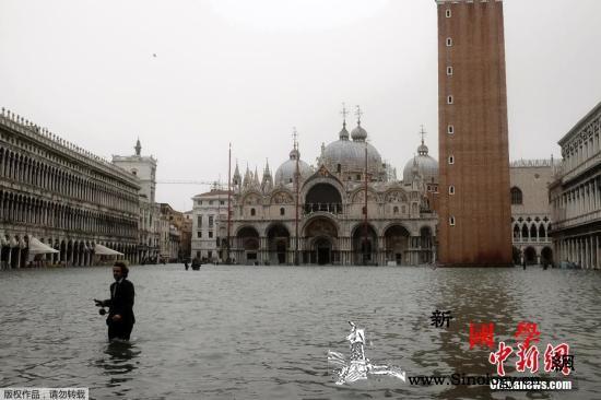 意大利遭暴风雨肆虐致19人死强暴雨将_罗马-意大利-热那亚-