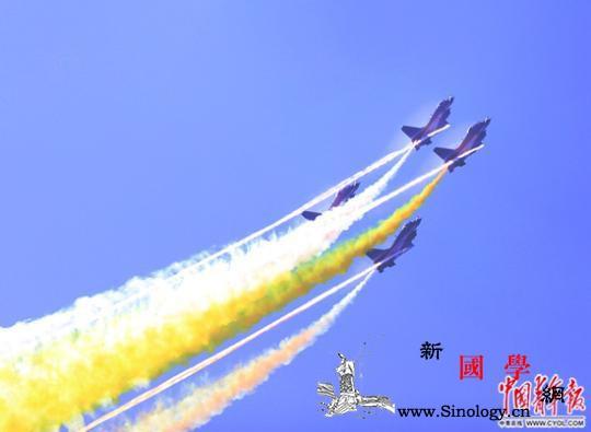 """中国空军的""""航展时间""""空新装备呈现井_空军-表演队-投送-"""