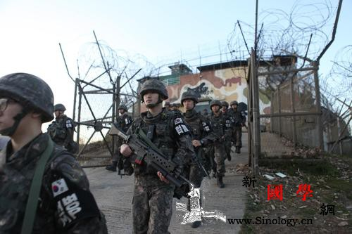 韩朝开始拆除非军事区内哨所双方将各拆_国防部-非军事-哨所-