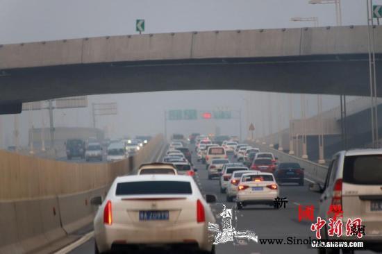 冀豫鲁等地大雾弥漫冷空气继续影响中国_中央气象台-西北地区-华北-