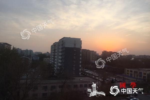 本周北京弱冷空气频繁北风常驻空气扩散_较好-北风-扩散-