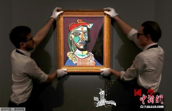 """""""世纪盗窃案""""有新线索:失窃的毕加索_毕加索-印象派-画作-"""