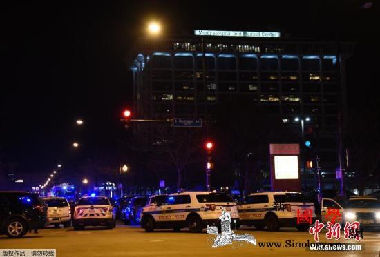 美国芝加哥枪击致4死枪手与一受害者有_芝加哥-美国-枪手-