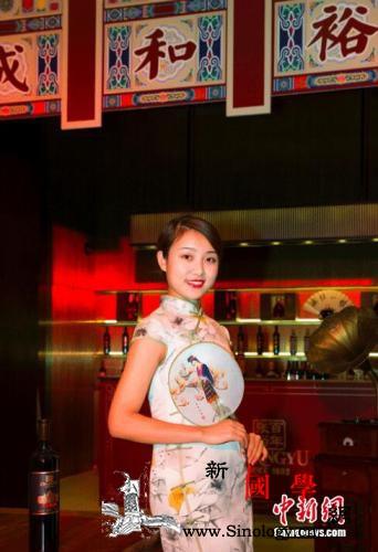 张裕解百纳邂逅上海宝格丽酒店高定时尚_酒会-南京东路-上海-