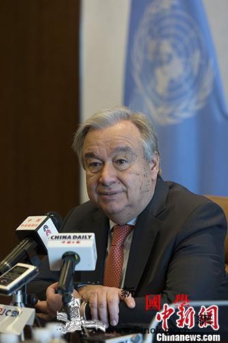 联合国秘书长对黑海局势表示高度关注_黑海-乌克兰-联合国-