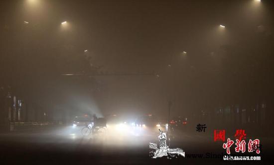 黄淮江淮等地有霾和大雾新疆北部将降雪_降水量-等地-江淮-
