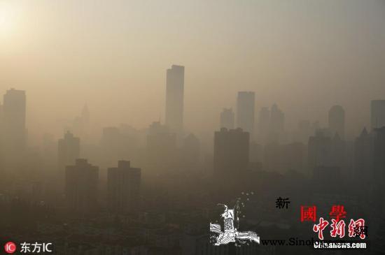 生态环境部:华北西北等地将出现区域性_空气质量-等地-污染-