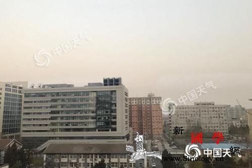 北京周末能见度转差周日夜间北风起下周_北京-气温-周日-