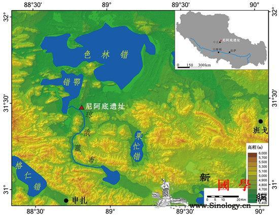 中国科研人员发现:四万年前人类首次登_青藏高原-遗址-旧石器时代-
