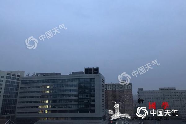 北京局地扬沙来袭阵风6级左右6日最高_扬沙-阵风-北京-
