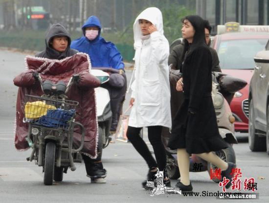 冷空气继续影响内蒙古东北等地明日强冷_等地-冷空气-降温-