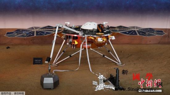 """快听!""""洞察号""""传回史上第一条来自火_火星-航天局-着陆-"""