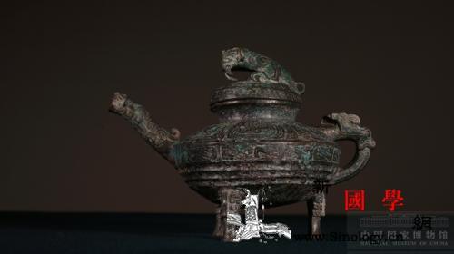 """青铜""""虎鎣""""回家!这件流散百余年的国_国家文物局-英国-青铜-"""
