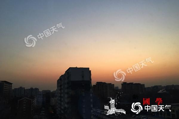 北京局部地区15日有中度霾16日风吹_北风-北京-夜间-