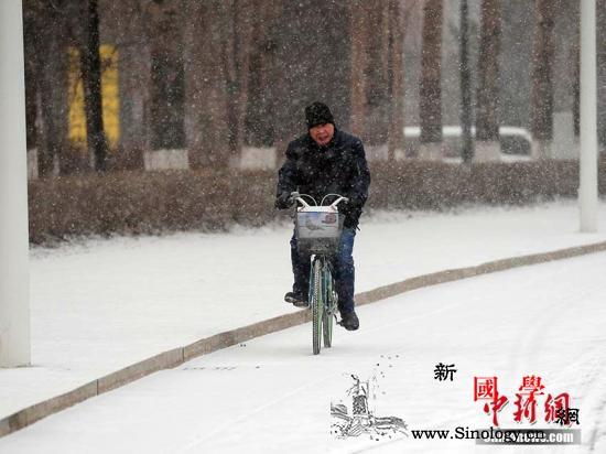 华北黄淮等地有雾霾中等强度冷空气影响_华北-等地-北方地区-