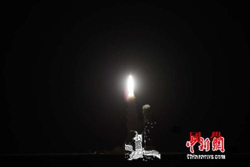 虹云工程首星成功发射中国低轨宽带通信_长征-酒泉-通信卫星-
