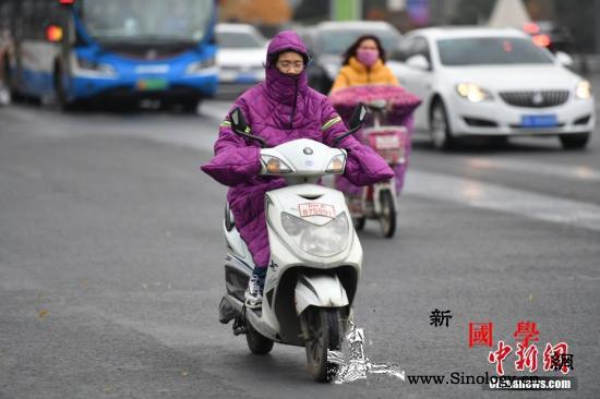 华北黄淮等地霾缓慢消散冷空气影响北方_华北-降水量-等地-