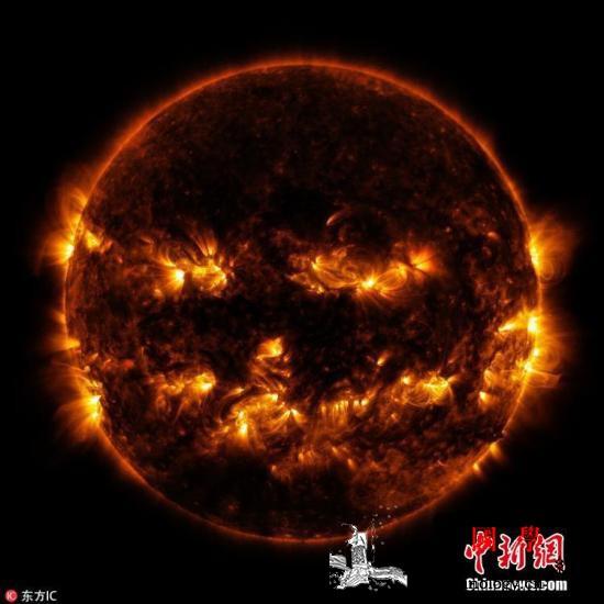 地球何时会被烧毁?科学家告诉你答案:_俄罗斯-呈现出-星体-