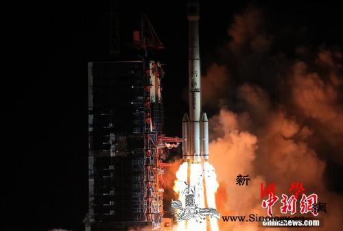 中国成功发射通信技术试验卫星三号_西昌-长征-运载火箭-
