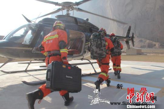 中国刷新应急救援机制格局破题天灾人祸_消防员-救援-破题-