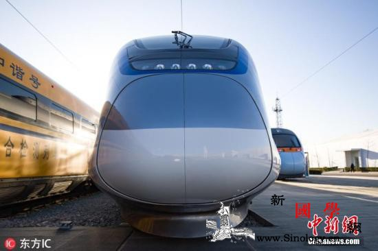 17辆超长版时速350公里复兴号动车_首次-车组-载客-