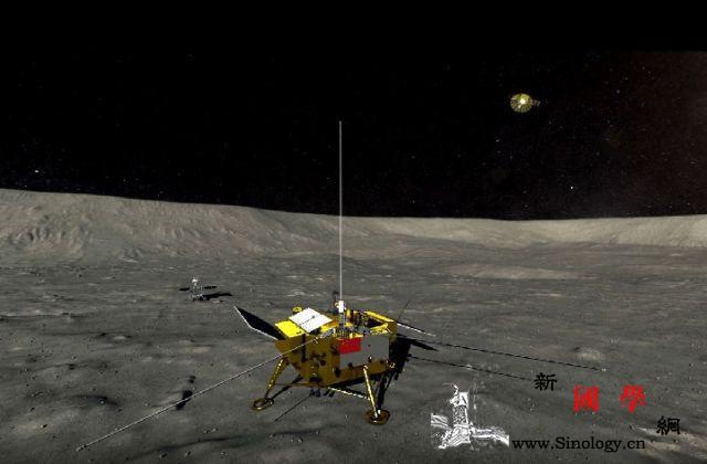 """""""嫦娥四号""""成功落月""""鹊桥""""搭通信桥_鹊桥-探测器-嫦娥-"""