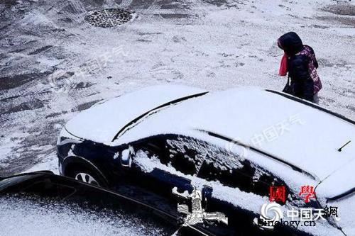 中东部局地降温将超10℃南方雨雪持续_江南-等地-雨雪-