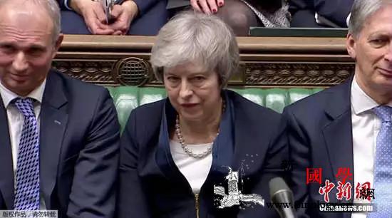 """协议被否后脱欧进程进入英首相担心的""""_工党-英国-议会-"""