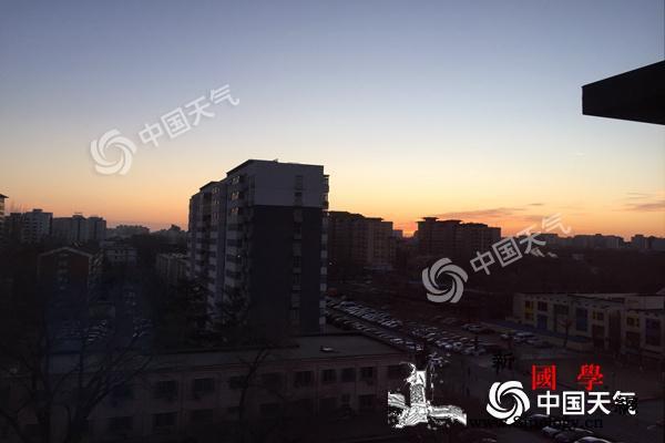今明天北京天气回暖气温升至10℃初雪_初雪-升至-北京-