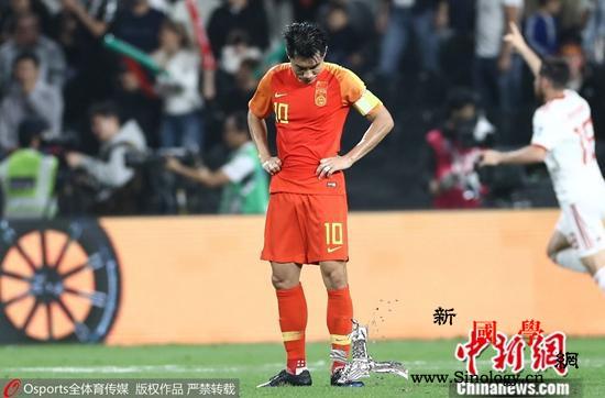 国足告别亚洲杯:再见郑智!再见里皮!_亚洲杯-国足-截图-