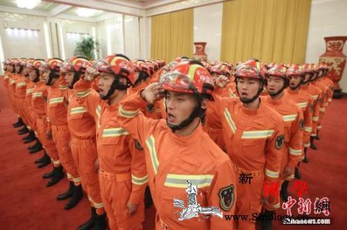 国家首次面向社会招1.8万名消防员考_消防员-救援-招录-