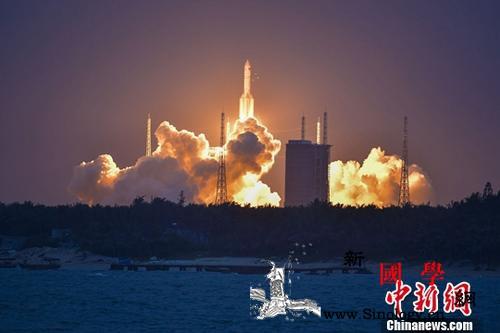 长征五号运载火箭将于2019年7月复_液氢-液氧-长征-