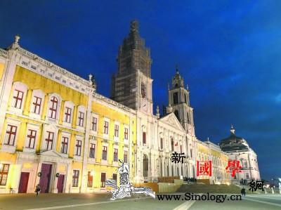 葡萄牙的马弗拉宫_里斯本-葡萄牙-管风琴-修道院-