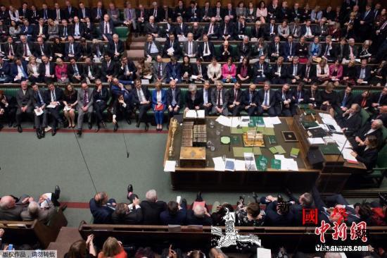 """欧盟回应英方修改""""脱欧""""协议:不容修_北爱尔兰-爱尔兰-英国-"""