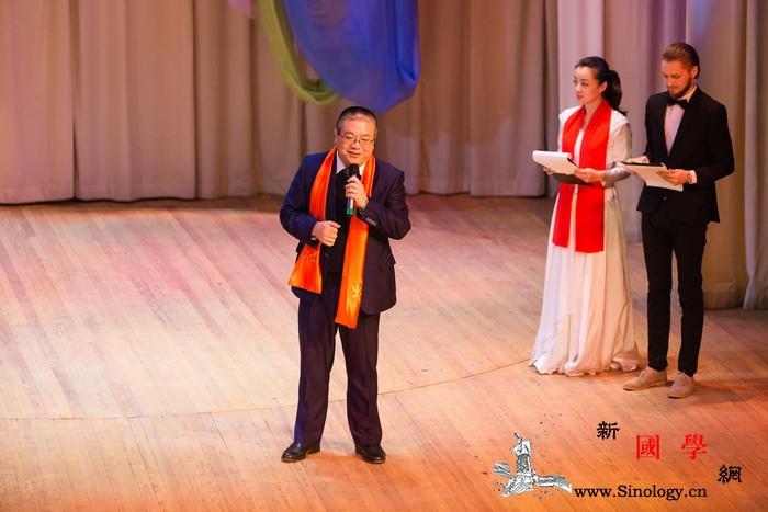 """明斯克青少年喜迎""""欢乐春节""""_明斯克-白俄罗斯-青少年宫-庙会-"""
