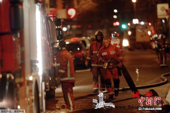 巴黎一建筑遭纵火10人死亡暂无中国公_纵火-巴黎-女子-
