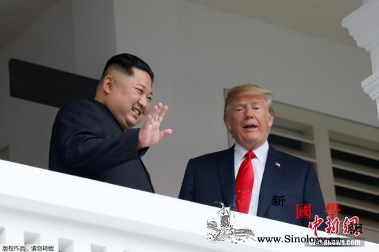 """韩国总统府:朝美代表计划""""金特会""""前_朝鲜-韩国-会晤-"""