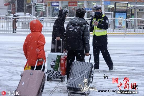 公安部:春节期间刑事类警情、交通事故_公安部-返程-公安机关-