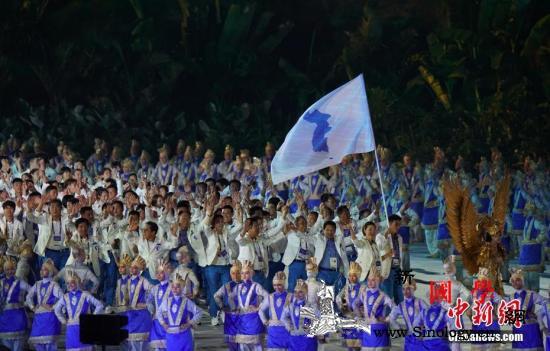 韩朝将组4个项目联队参加2020年东_平昌-雅加达-冰球-