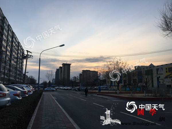 北京西部北部或有雪本周气温走高或升至_云量-较多-升至-