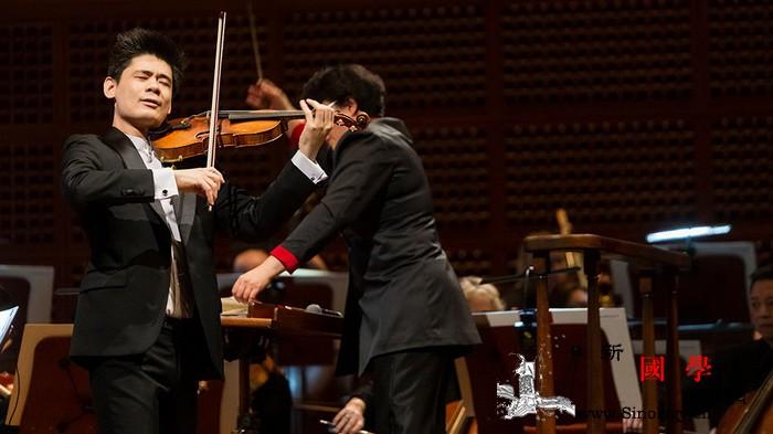 美国旧金山交响乐团举办中国农历新年音_旧金山-梁祝-弹拨-交响乐团-