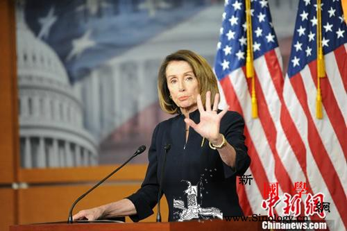 美众院民主党拟提决议阻止特朗普的紧急_美国国会-民主党人-紧急状态-
